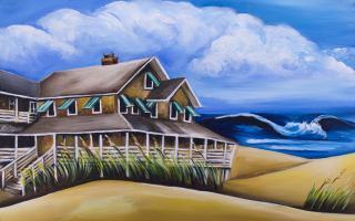 Available for Sale At The Sea Salt Grille, 4716 N Croatan Hwy, Kitty Hawk, NC 27949 (252) 261-7325